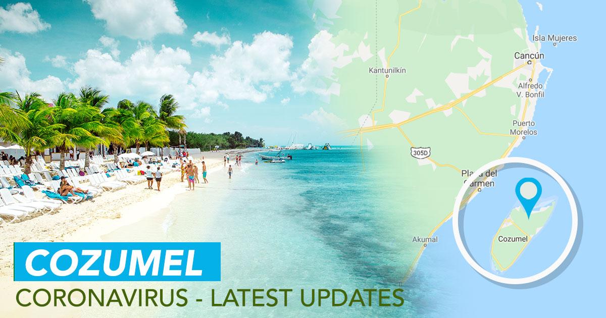 Coronavirus In Cozumel Mexico Latest Updates Cozumel Tours