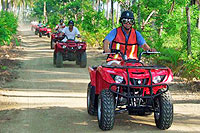ATV & Beach Tour Cozumel