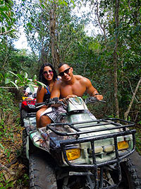 ATV Jungle Tour Cozumel