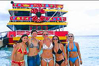 Fiesta Party Boat Cozumel