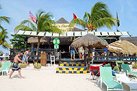 Carlos N Charlie S Beach Club Cozumel Mexico
