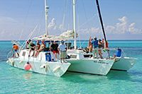 Cozumel Catamaran Sailing Tour