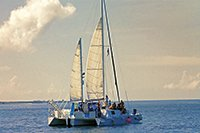 Cozumel Sailing Tour