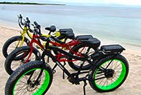 Electric Bike Punta Sur Tour