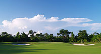 Golf Course in Cozumel