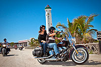 Motorcycle Rentals in Cozumel Mexico