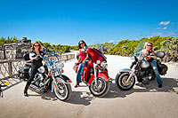 Harley Davidson Cozumel - Rentals, Tours and Excursions