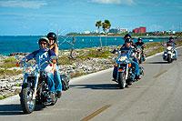 Harley Davidson Cozumel Tour