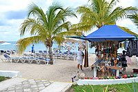 Las Uvas Beach Club Cozumel