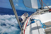Cozumel Luxury Sailboat