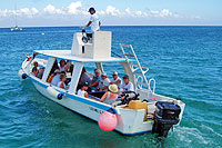 Glass Bottom Boat Cozumel