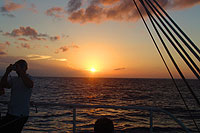 Sunset Sailing Cozumel
