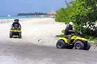 Mr. Sanchos ATV Tour Cozumel