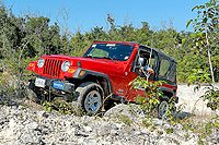 Jeep Excursion Cozumel