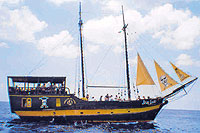 Cozumel Pirate Ship