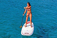 Cozumel Stand Up Paddle Boarding