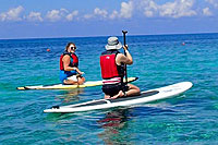 Mr Sanchos SUP Stand Up Paddle Boarding Cozumel
