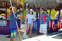 Cozumel SUP Lessons