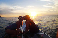Cozumel Sunset by SUP Tour