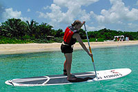 Cozumel Paddleboard Excursion