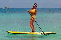 Cozumel Paddle Boarding SUP Tour