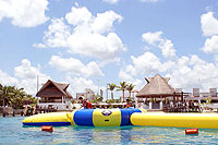 Stingray Beach Club, Cozumel Mexico