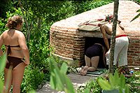 Cozumel Mayan Sweat Lodge Excursion