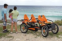 Bike Tour Cozumel Mexico