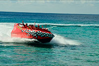 Cozumel Excursion - Thriller Jet Boat