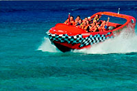 Thriller Jetboat Cozumel Tour
