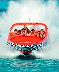 Twister Jet Boat Cozumel