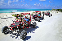 Cozumel ATV Off-Road Excursion and Tour