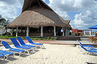 Money Bar Beach Club Cozumel