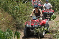 ATV Tour Cozumel