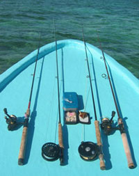 Flats Fishing Cozumel